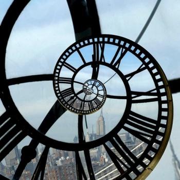 fractal clock za horar